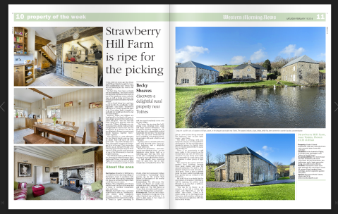 Western Morning News - Property of the Week